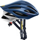 Mavic Cosmic Pro Helmet Men Blue/Fiery Red